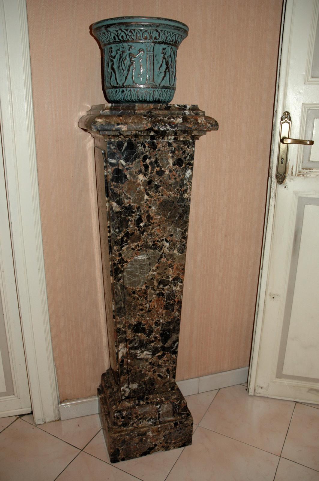 0900 paire colonnes marbrejpg